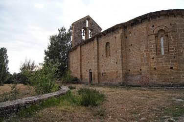 L'église de San Pedro de Echano